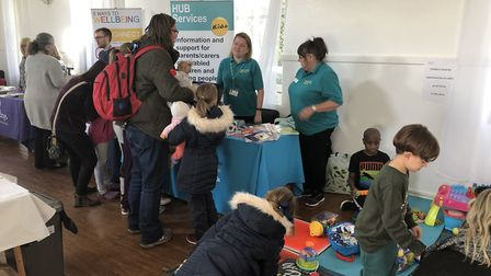 The Letchworth Centre for Healthy Living teamed up with charities NESSie and Angels for its North H