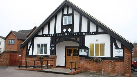 The meeting will take place a Ickleford village hall this evening.