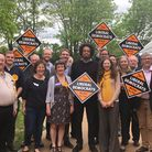 The Liberal Democrats have been criticised for spreading misinformation in Hitchin and Harpenden. Pi