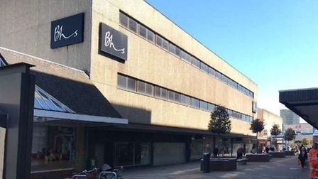 An 11-storey residential block has been earmarked for the site of the former BHS store in Stevenage