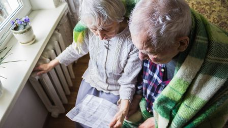 Many elderly people are anxious about how they will afford their heating bills each month. Picture: