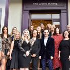 Staff at Lino Thomas celebrate 25 years in business. Picture: CONTRIBUTED