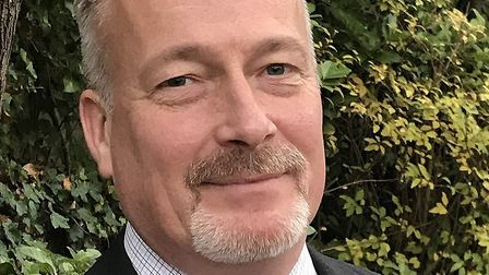 Conserative Candidate for North East Beds, Richard Fuller. Picture: NEBeds Conservatives