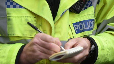 Police are appealing for information following the theft of kitchen knives from a car parked on Lowe