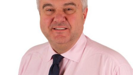 Conservative parliamentary candidate North East Herts, Sir Oliver Heald. Picture: Sir Oliver Heald