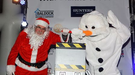 Baldock Christmas Lights Switch On 2019 .