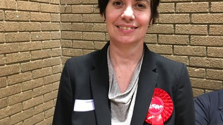 Labour Kelley Green General Election 2019 count. Picture: Georgia Barrow