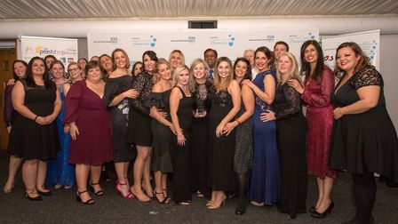 East and North Hertfordshire NHS Trust staff awards 2019: The final award of the night, The Pride of