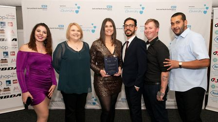 East and North Hertfordshire NHS Trust staff awards 2019: The Unsung Hero Award went to Waste Porter