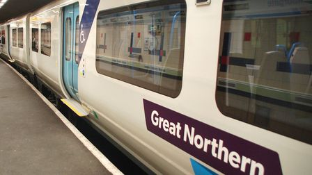 Services to Cambridge are likely to be affected for more than an hour this evening. Picture: Govia T