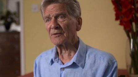 Sydney Richardson reflects on his remarkable journey. Picture: BBC Alba