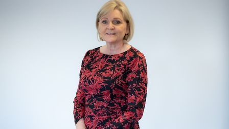 Dorothy Hosein says she is delighted to be the East of England Ambulance Service's chief executive o