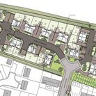 The plans for 29 homes in Linton were turned down. Picture: CONTRIBUTED