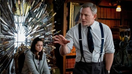 Full of unexpected twists and turns, Knives Out is a brilliantly witty, stylishly-filmed and extreme