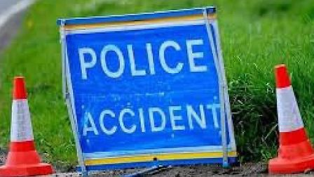An accident on the A1(M) southbound this morning caused serious delays. Picture: Archant