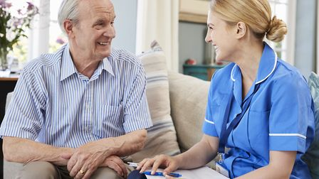 Herts County Council has proposed a £12m funding boost for carers. Picture: Getty Images/iStockphoto