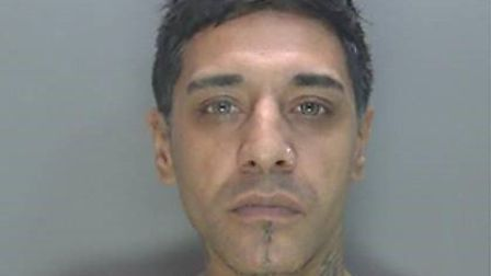 Steven Thiara from Stevenage has been jailed for four years after being convicted of coercive and co