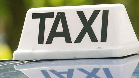 Stevenage Borough Council has launched a taxi safety campaign, encouraging people to only use taxis