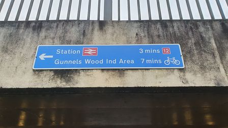The county council's plans would see better walking and cycle routes both within Stevenage, and into