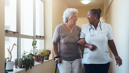 The activities schedule has changed the lives of the residents at Autumn Vale. Picture: Getty Images