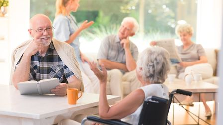 What makes one care home stand out from the other is when one goes the extra mile for the wellbeing