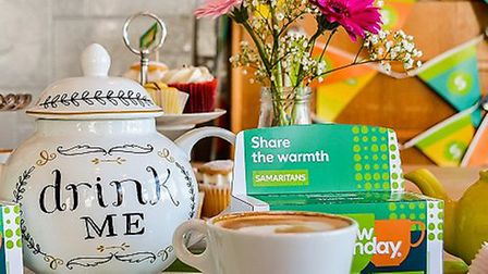 Samaritans' Brew Monday events will be kicking off on Monday, 20 January. Picture: Samaritans