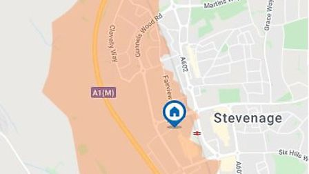 The current situation in Stevenage. Picture: UK Power Network