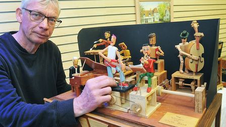 Made in Letchworth is open in Garden Square shopping centre until the end of January. Picture: Alan