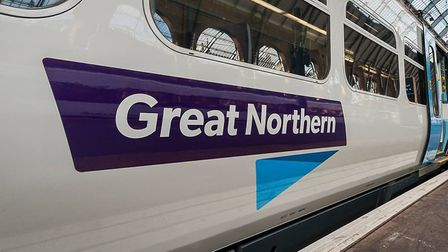 Trains are delayed due to a signalling fault between Stevenage and London. Picture: Govia Thameslink