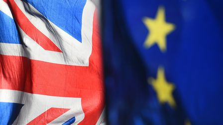 Brexit Day is here after more than three years have passed since the UK voted to leave the EU. Pictu
