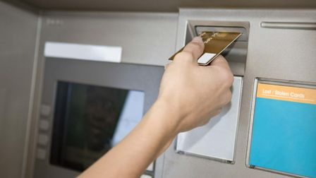 At least four elderly people have been targeted by a ATM distraction thief in Stevenage. Picture: Ju