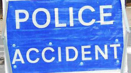 Police were called at just after 6pm to reports of a collision on Walsworth Road. Picture: Archant