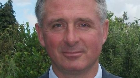 Hitchin Boys' School head teacher Martin Brown will step down at the end of the academic year. Pictu