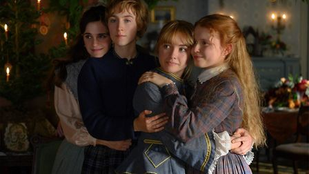 Little Women is a timely update on the classic tale of female empowerment with a stellar cast. Pictu
