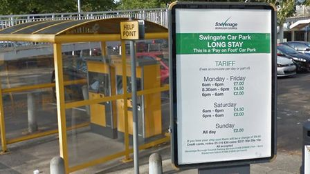 Stevenage Borough Council is set to increase its parking tariffs for permit holders, as well as its