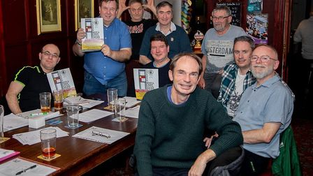 North Herts CAMRA are set to bring back the Stevenage Beer & Cider Festival later this month. Pictur