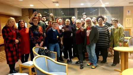 Stevenage Labour Party have passed a motion in support of the trans community. Picture: Stevenage La