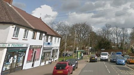 Campaigners are calling for traffic calming measures in Redhill Road, Hitchin. Picture: Google Maps