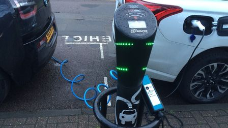Your thoughts on the future of electric vehicles in North Herts are being requested by NHDC. Picture