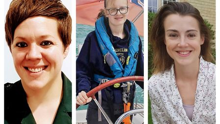 Vicky Lovelace-Collins, Jemma Marlow and Hannah Brown are just some of the incredible women we have