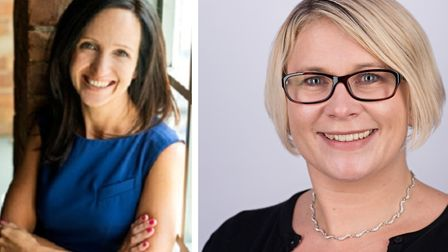 Anne-Marie Morrison (L) and Margaret Berry (R) were both recognised in the Queen's Birthday Honours