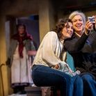 Lucy Doyle, Caroline Harker and Gwen Taylor in The Croft. Picture: CHARLOTTE GRAHAM