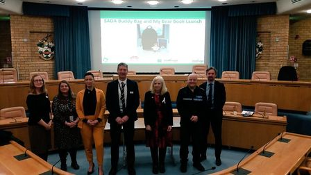 Stevenage Against Domestic Abuse conference 2020 invited specialists to discuss the impact abuse had