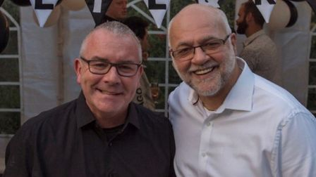 Ray Shaughnessy and Pete Shuttleworth say being a gay couple has never been a barrier to fostering c