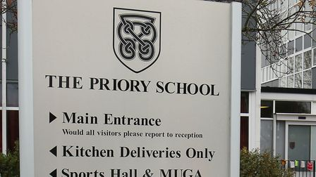 The Priory School, Hitchin. Picture: Mia Beskeen