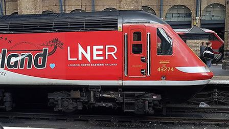LNER - London North Eastern Railway - has taken over from Virgin Trains East Coast, and is owned by