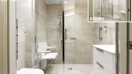It is essential that you are able to choose a bathroom bespoke to you. Photo: BMAS