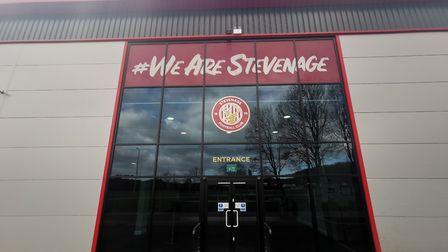 Stevenage FC are one of the first clubs to use the supporter bond scheme