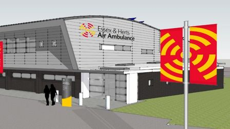Pitch in with the construction of the new base by taking part in the Buy a Brick appeal. Picture: EH