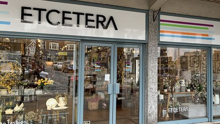 Etcetera Home Fashion has been a part of Hitchin's Churchgate Centre since 1982. Picture: Katrina Ra